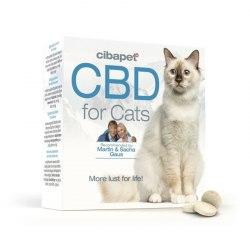 Pastilles CBD pour chats -...