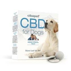 Pastilles CBD pour chiens -...