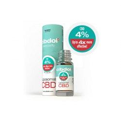 Huile CBD Liposomale 4% -...