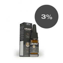 Huile CBD Nigelle 3% - Cibdol