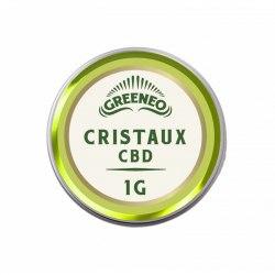 Cristaux CBD - Greeneo
